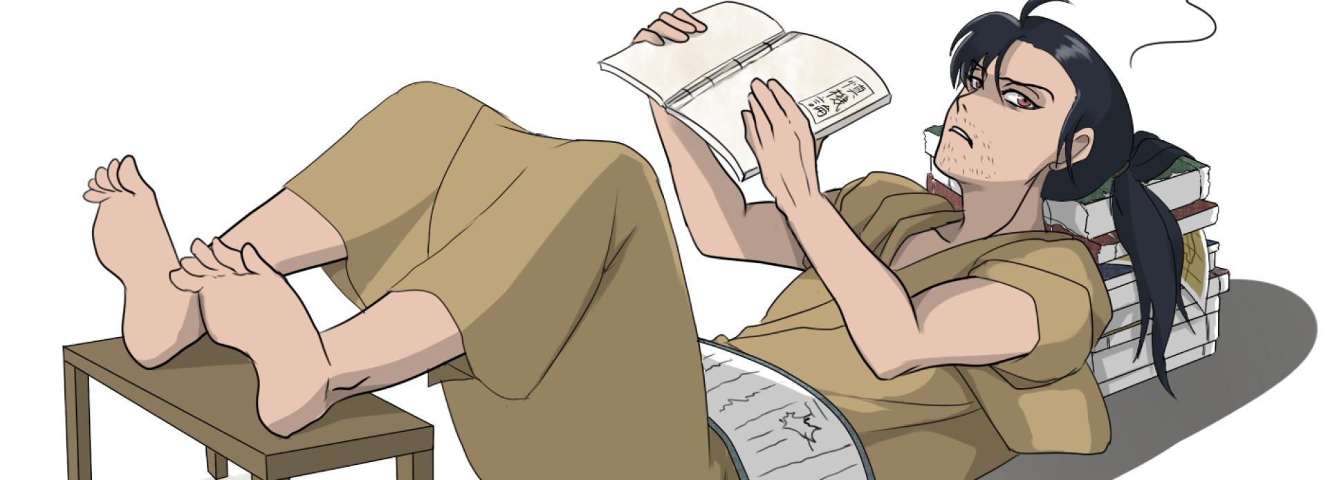 アニメーション『新・江藤新平伝』公式サイト